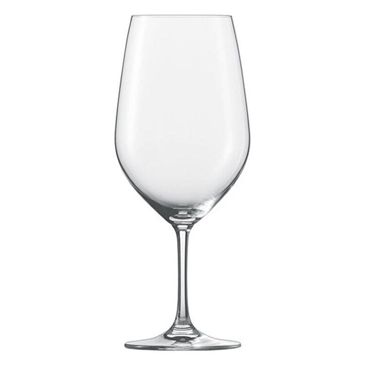Set 6 pahare Burgundy, Schott Zwiesel, 415 ml, 110458, cristal, Incolor