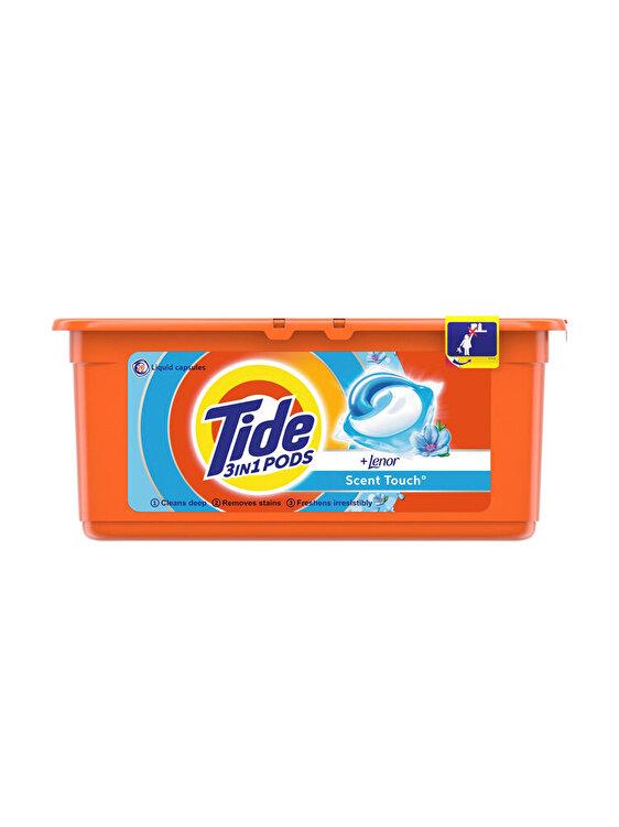 Detergent capsule Tide 3in1 PODs Touch Of Lenor 26 buc, 26 spalari elefant