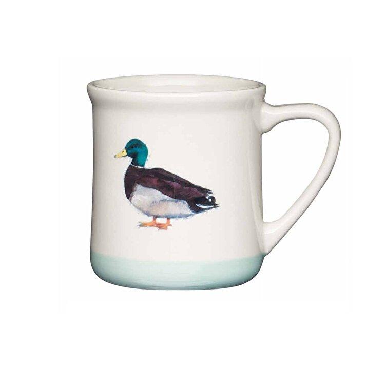 "Cana "" Apple Farm"", Kitchen Craft, Duck, 350 ml, AFMUGASTD, ceramica, Multicolor"