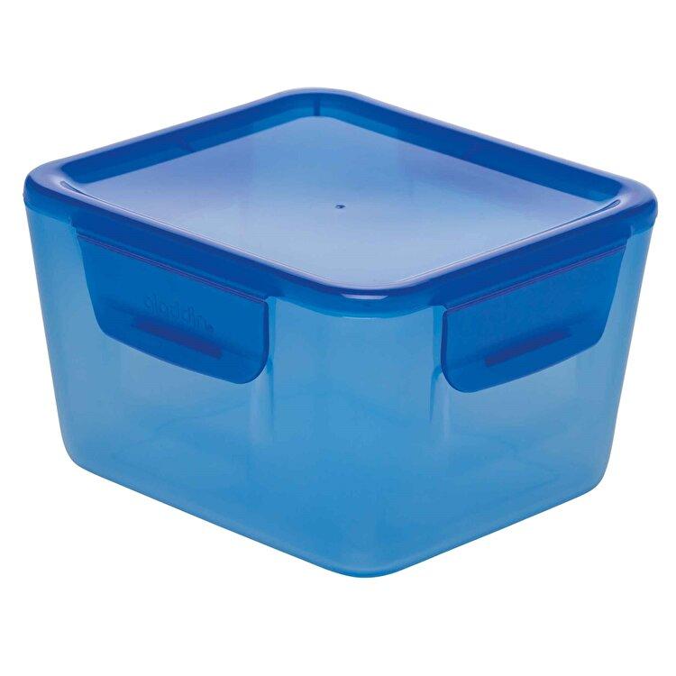 Caserola, Aladdin, 1.2 L, 1002120011, plastic, Albastru imagine