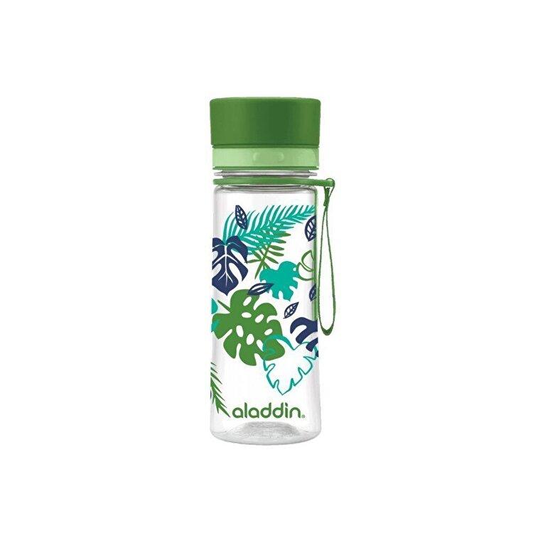 Sticla Aveo, Aladdin, 350 ml, 1001101089, plastic, Verde