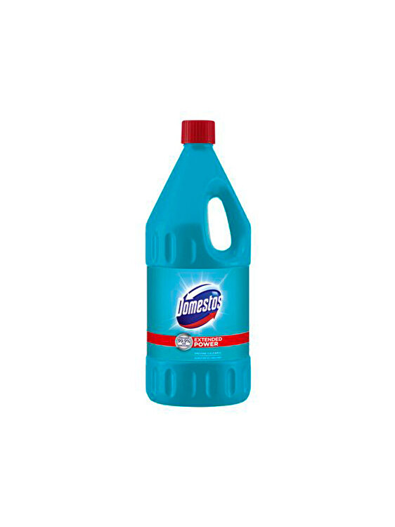 Dezinfectant pentru toaleta Domestos Thick Bleach Atlantic, 2L