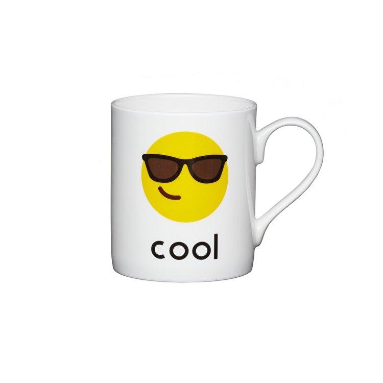 "Cana ""cool"", Kitchen Craft, 250 ml, KCMMINI16, portelan, Multicolor"