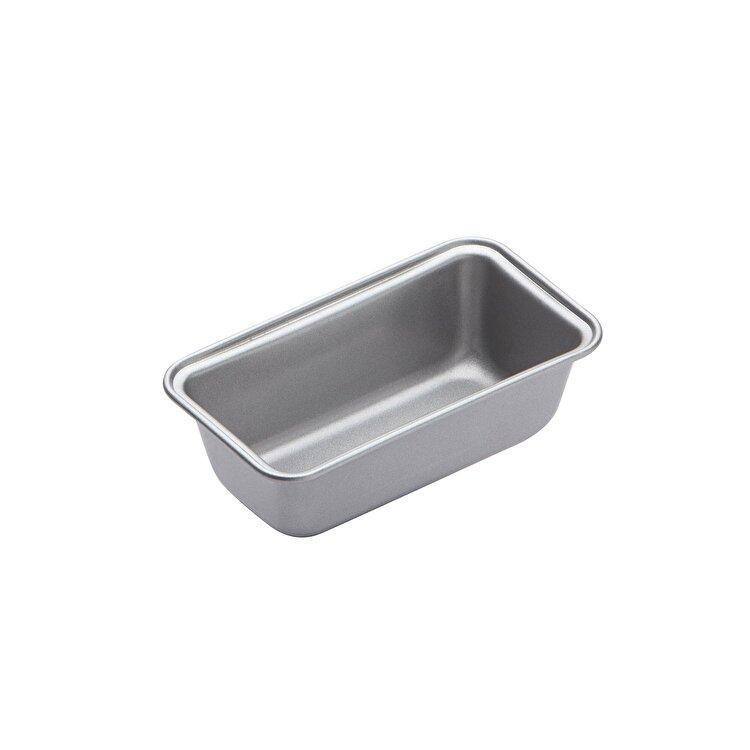 Tava, Kitchen Craft, 14 x 7 cm, KC2BK19, otel, Argintiu imagine