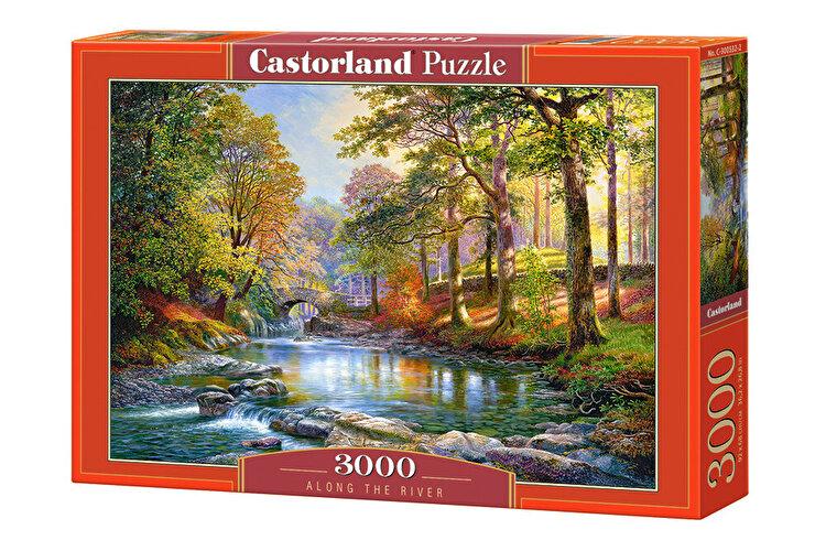puzzle de-a lungul raului, 3000 piese - 02b4fede 4e42 41db 880c 1bb7f79249b9 1 - Puzzle De-a lungul raului, 3000 piese