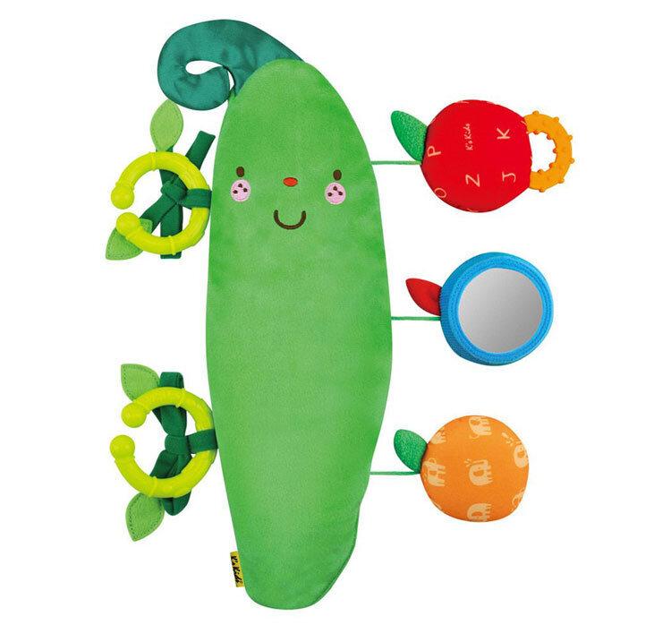 Jucarie pentru carucior si patut - Baby GreenBean