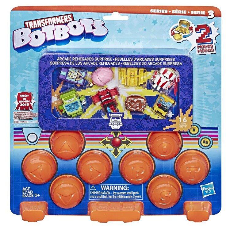 Transformers - Set BotBots Marea Surpriza