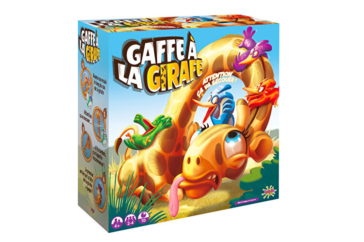 Joc interactiv Twisty Giraffe