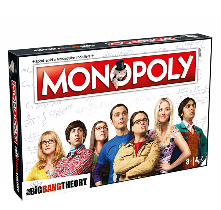Joc Monopoly - The Big Bang Theory (RO)