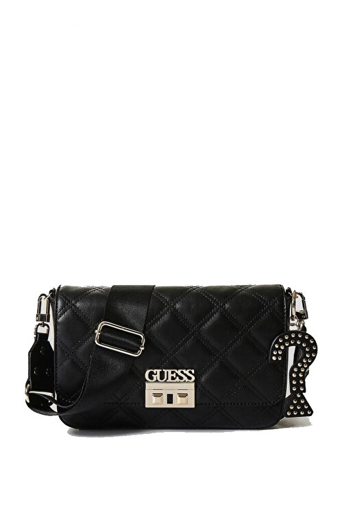 Geanta crossbody Guess Status