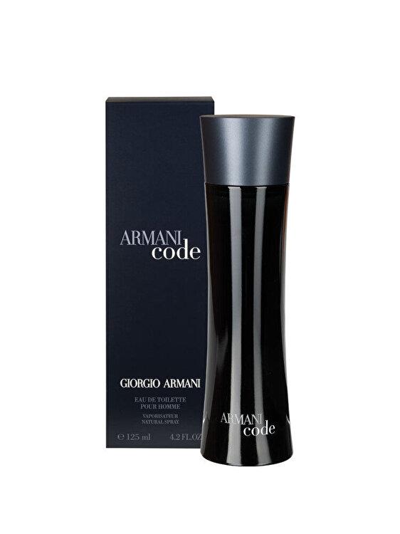 Apa de toaleta Giorgio Armani Black Code, 125 ml, pentru barbati imagine produs