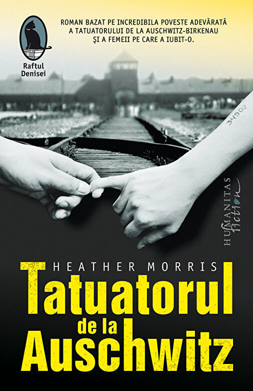 Heather Morris - Tatuatorul de la Auschwitz -