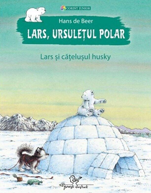 Lars si catelusul husky