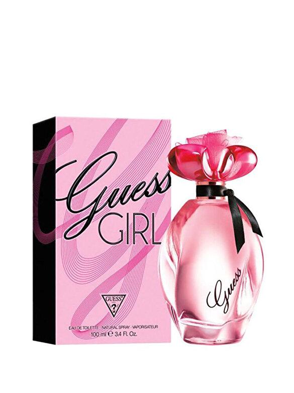 Guess - Apa de toaleta Guess Girl, 100 ml, Pentru Femei - Incolor