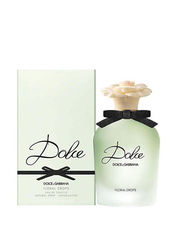 Dolce & Gabbana - Apa de toaleta Dolce Floral Drops, 50 ml, Pentru Femei - Incolor