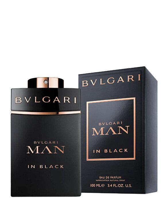 Bvlgari - Apa de parfum Bvlgari Man In Black, 100 ml, Pentru Barbati - Incolor