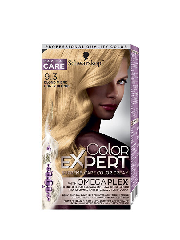 Vopsea de par Color Expert, 9-3 Honey Blond