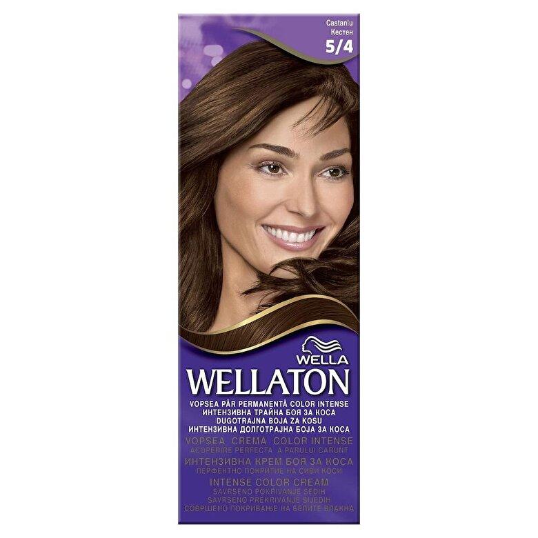 Vopsea par Wellaton 54 Castaniu