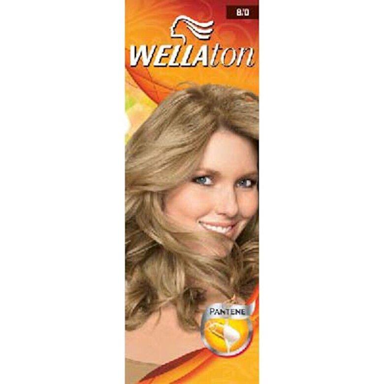 Vopsea Wellaton - Blond deschis 8/0