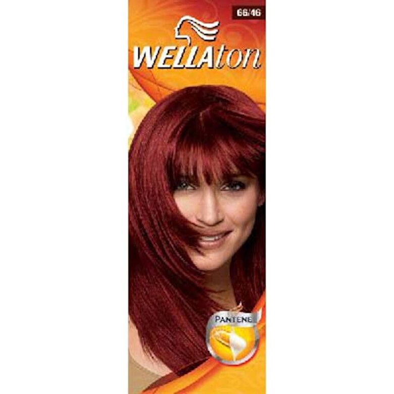 Vopsea Wellaton - Rosu cireasa 66/46