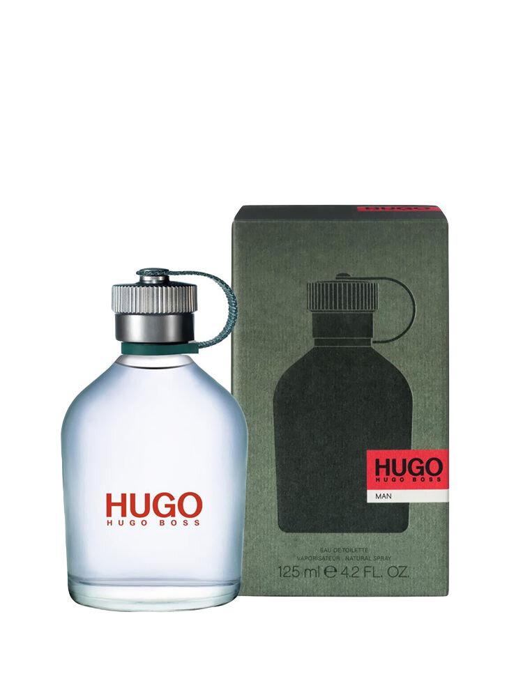 Apa de toaleta Hugo, 125 ml, Pentru Barbati