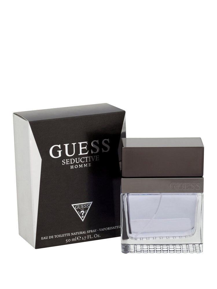 Apa de toaleta Guess Seductive homme, 50 ml, Pentru Barbati