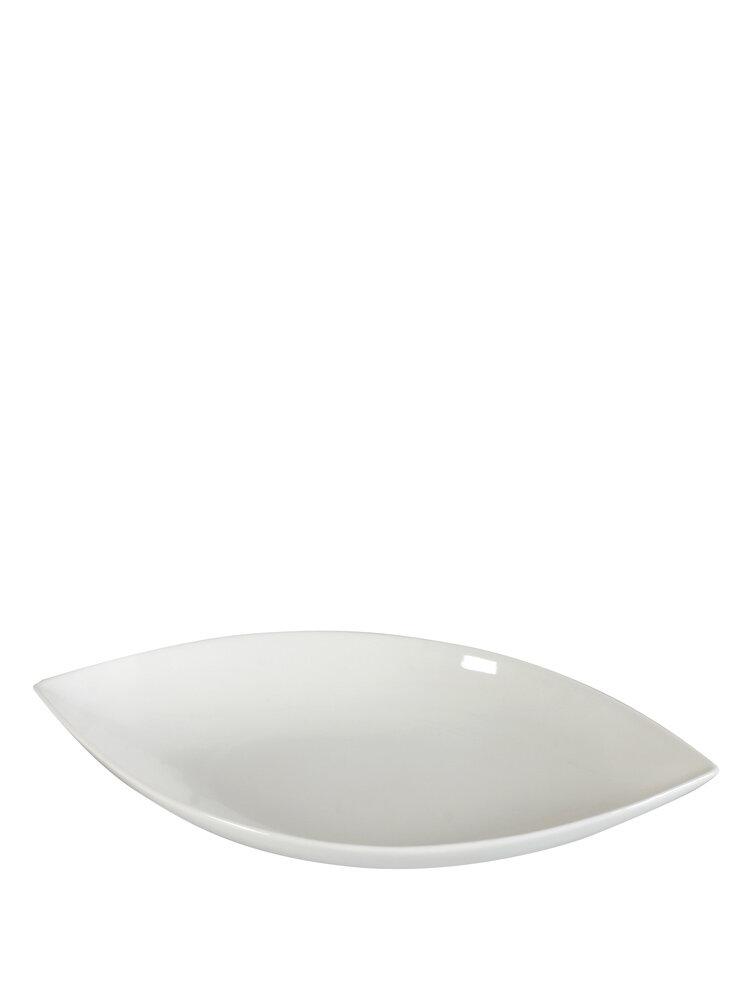 Platou din portelan - Salsa, 30 x 16 cm