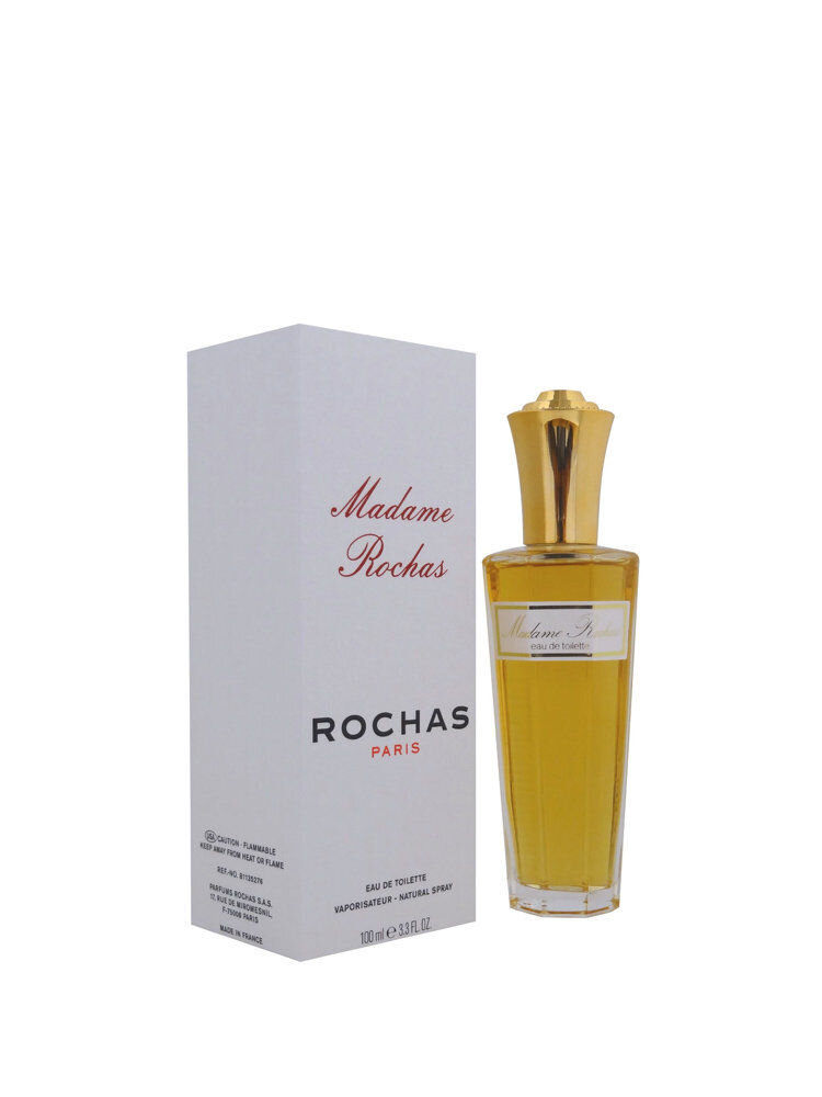 Apa de toaleta Madame Rochas, 100 ml, Pentru Femei