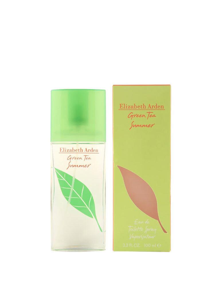 Apa de toaleta Green Tea Summer, 100 ml, Pentru Femei