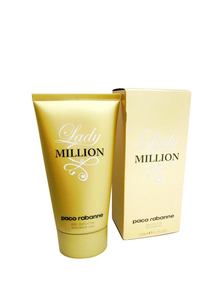 Gel de dus Lady Million, 150 ml, Pentru Femei