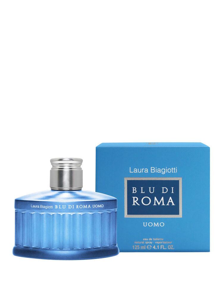 Apa de toaleta Blu di Roma, 125 ml, Pentru Barbati