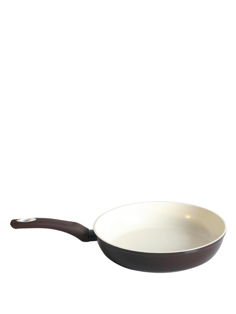 Tigaie ceramica - Eco Cook, 20 cm title=Tigaie ceramica - Eco Cook, 20 cm