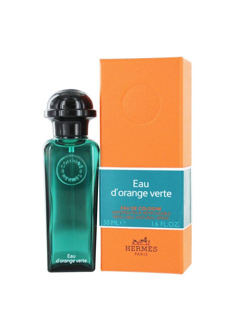 Apa de colonie Eau DOrange Verte, 50 ml, Unisex