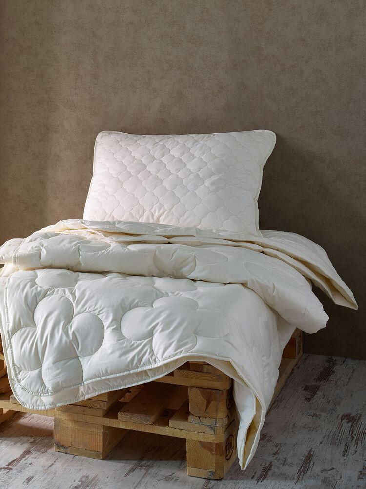 Pilota pentru pat dublu - Linaria, 195 x 215 cm