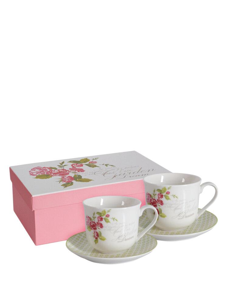 Serviciu pentru ceai Ambition, 250 ml, din portelan, 36251 title=Serviciu pentru ceai Ambition, 250 ml, din portelan, 36251