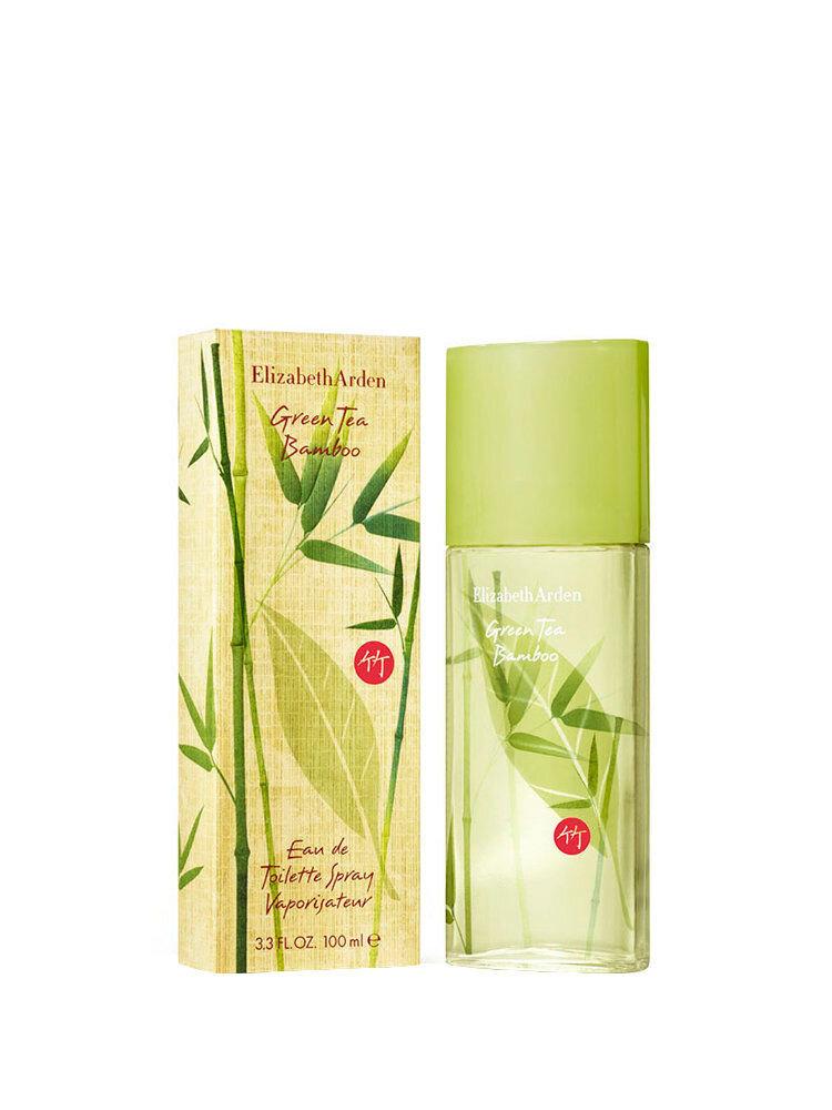 Apa de toaleta Green Tea Bamboo, 100 ml, Pentru Femei