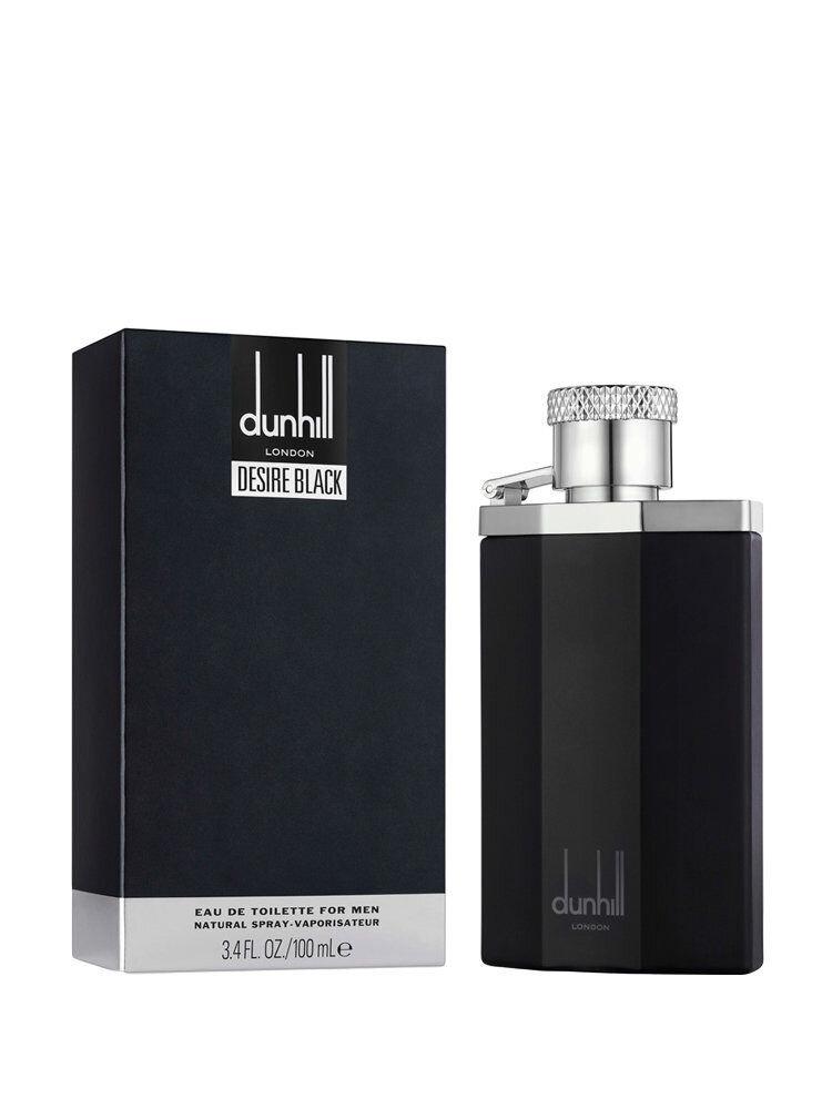 Apa de toaleta Desire Black, 100 ml, Pentru Barbati