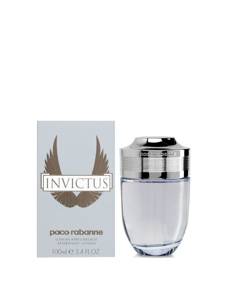 Aftershave Invictus, 100 ml, Pentru Barbati