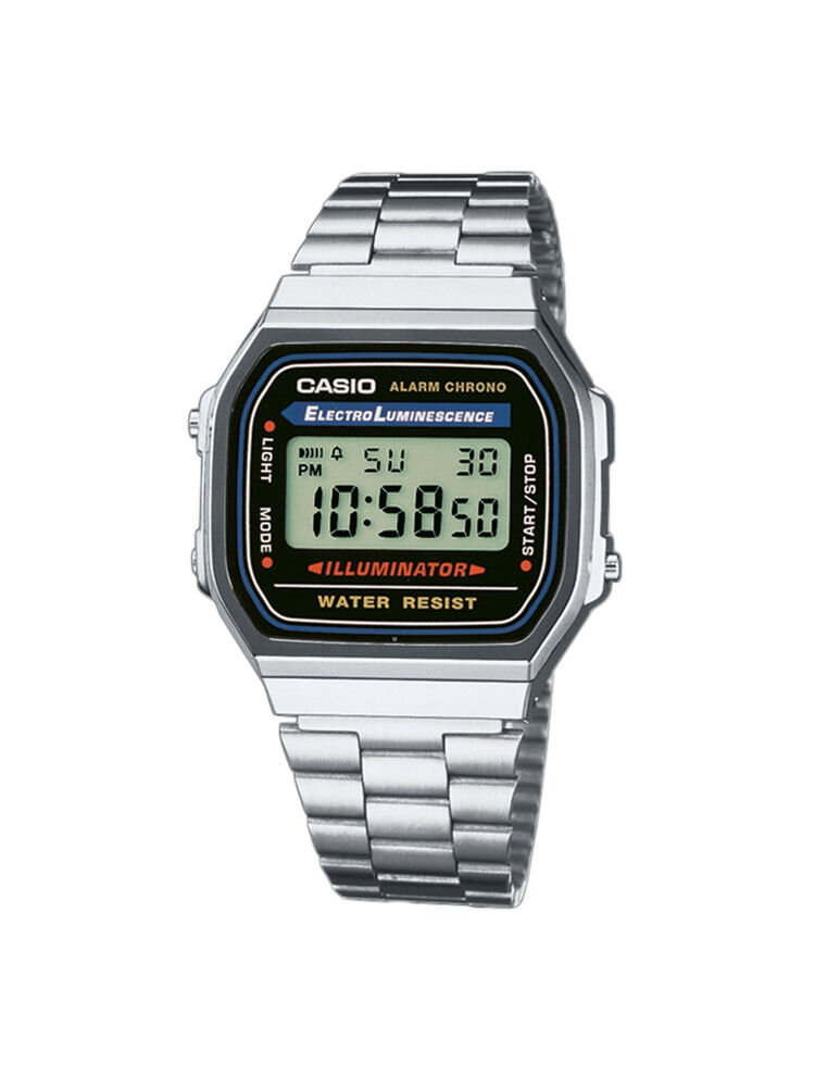 Ceas Casio Vintage A168WA-1YES