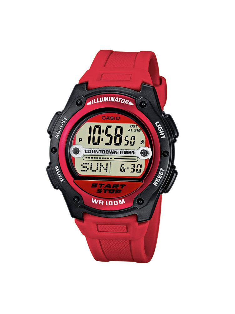 Ceas Casio Sports W-756-4A( 83504)