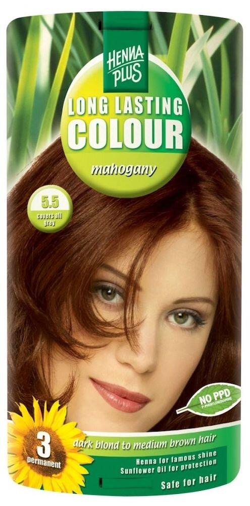 Vopsea par, Long Lasting Colour, Mahogany 5.5