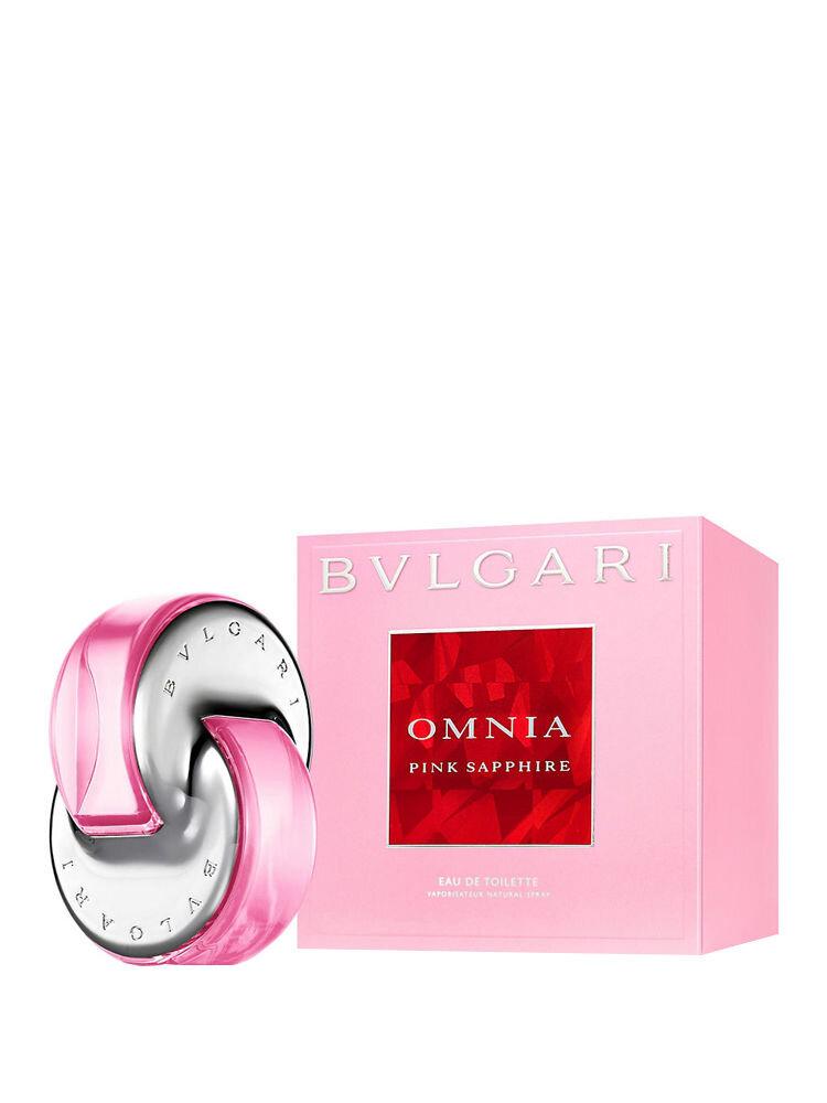 Apa de toaleta Bvlgari Omnia Pink Saphire, 65 ml, Pentru Femei