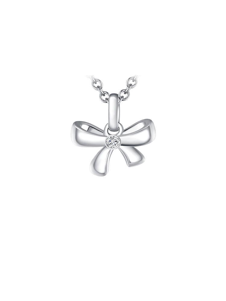 Colier din argint Velvet Diamonds 60360154-50