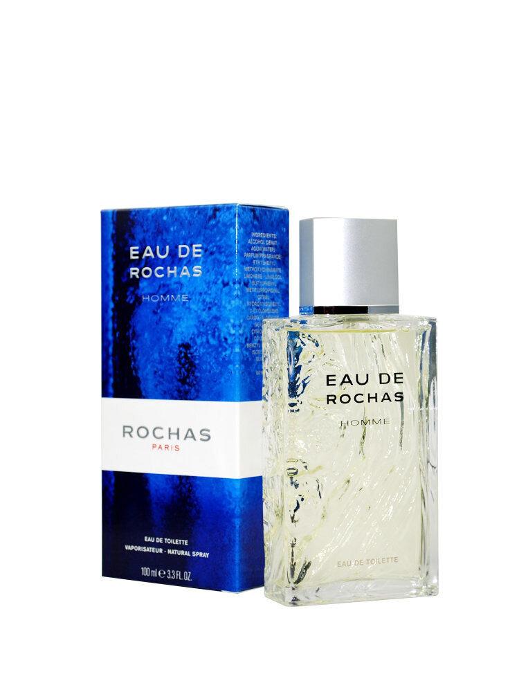 Apa de toaleta Eau de Rochas Homme, 100 ml, Pentru Barbati