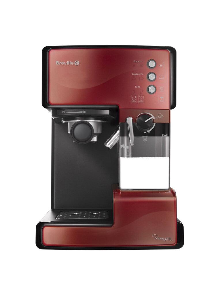 Espressor Breville Prima Latte Red VCF046X-01