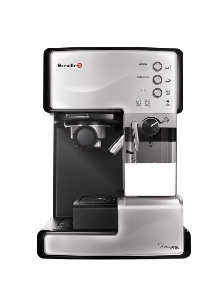 Espressor Breville Prima Latte Silver VCF045X-01
