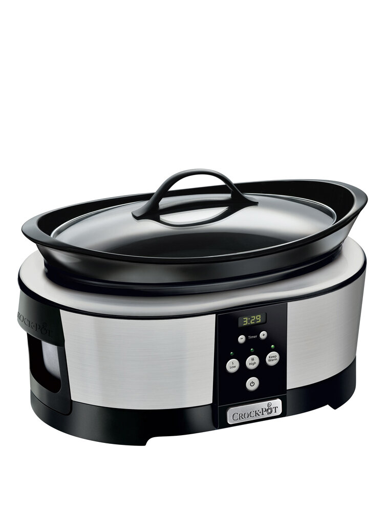 Slow cooker Crock-Pot SCCPBPP605-050, 5.7L Digital