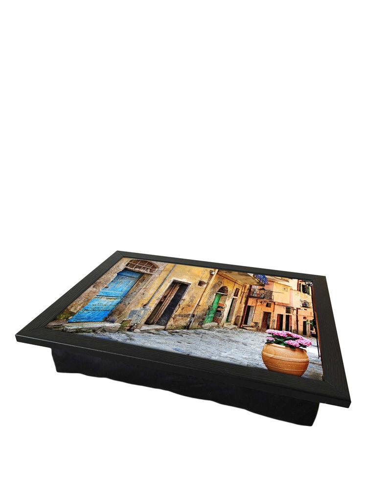 Tava cu perna, pentru servire - Village, 36 x 46 cm