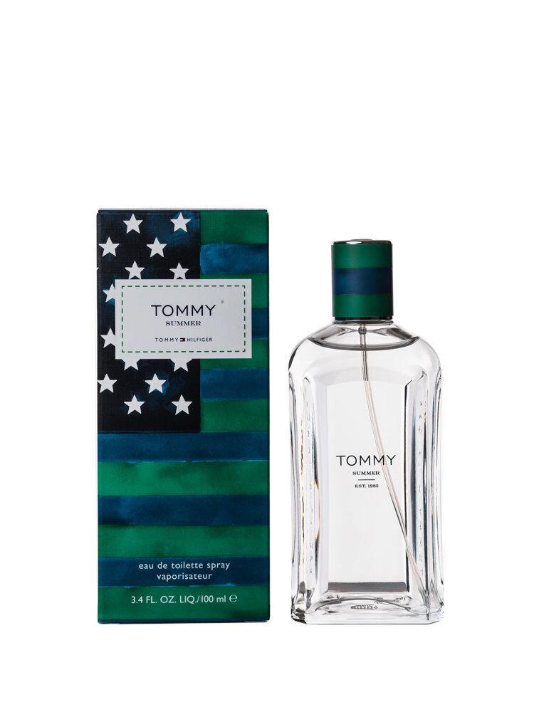 Apa de toaleta Tommy Man Summer 2016, 100 ml, Pentru Barbati