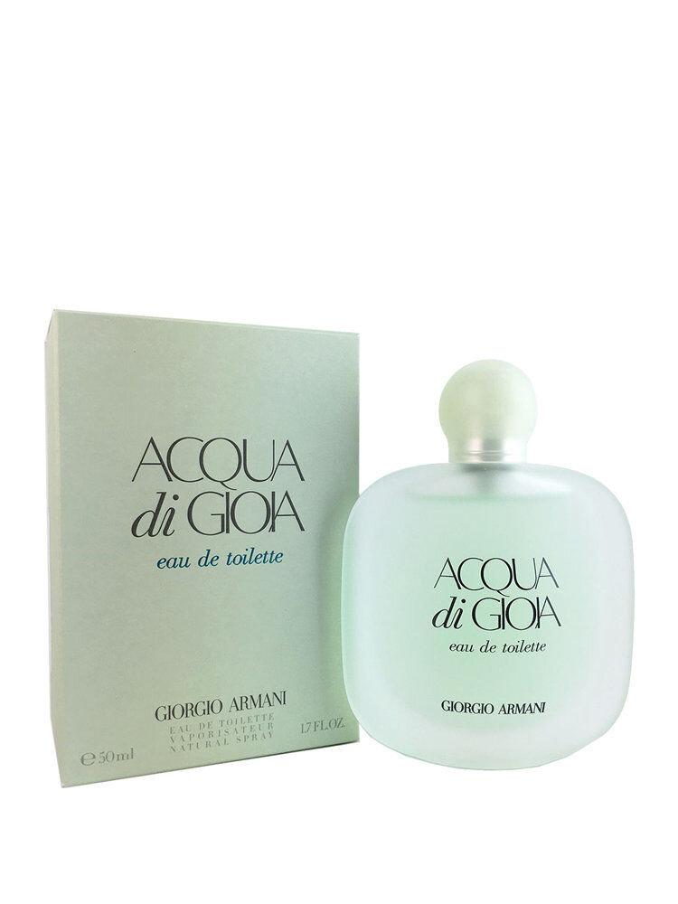 Apa de toaleta Acqua di Gioia, 50 ml, Pentru Femei